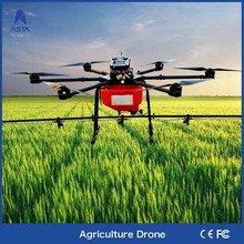 Six Rotor Collapsible 10L Heavy Lift Professional Automatic Agricultural Drone Sprayer Gps