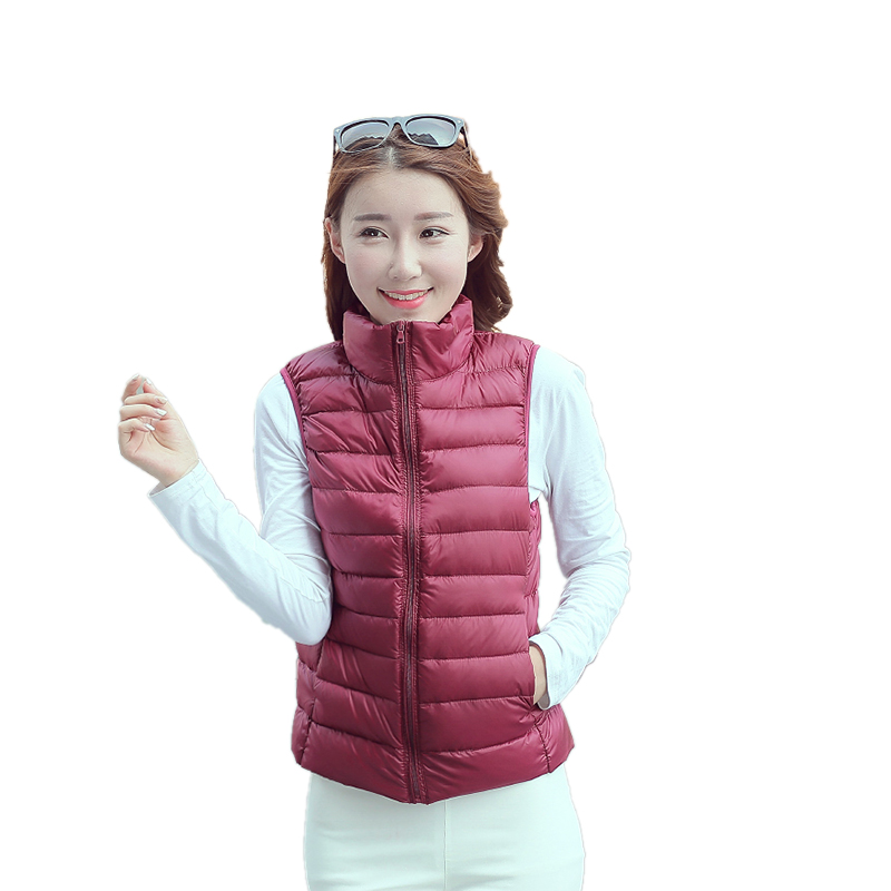 Road Body Warm Smart Jockey Customs Puffer Teen Girls Fashion Sport Biker Vest Coat Women