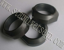 STA Precision silicon carbide SIC ceramic sealing ring
