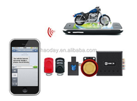remote control alarm GSM SMS intelligence motorcycle anti-theft alarm