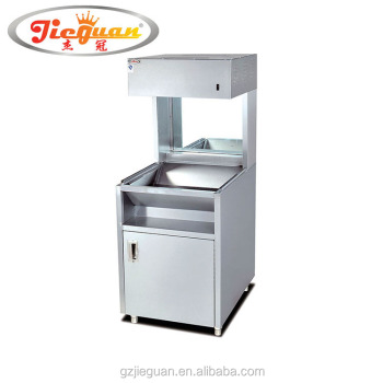French fries bagging station with CE certificate VF-9