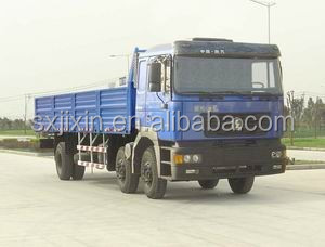 SHACMAN 6X4 F2000 lorry truck/ cargo truck 290hp