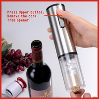 Best Electric Wine Openers For Home Bar, Wine Cart Or Kitchen