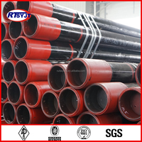 OIL/water/gas well drilling pipes, casing and tubing