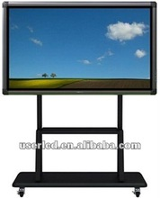55/65inch Portable Interactive board advertising display
