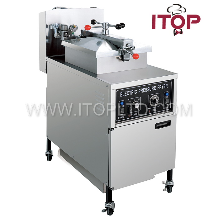 SALE Potato Chips Fryer Machine Price/Used Chicken Pressure Fryer