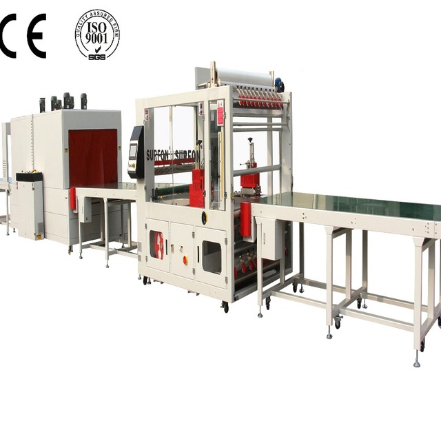 Fishing Net Thermal Shrink Packing Equipment