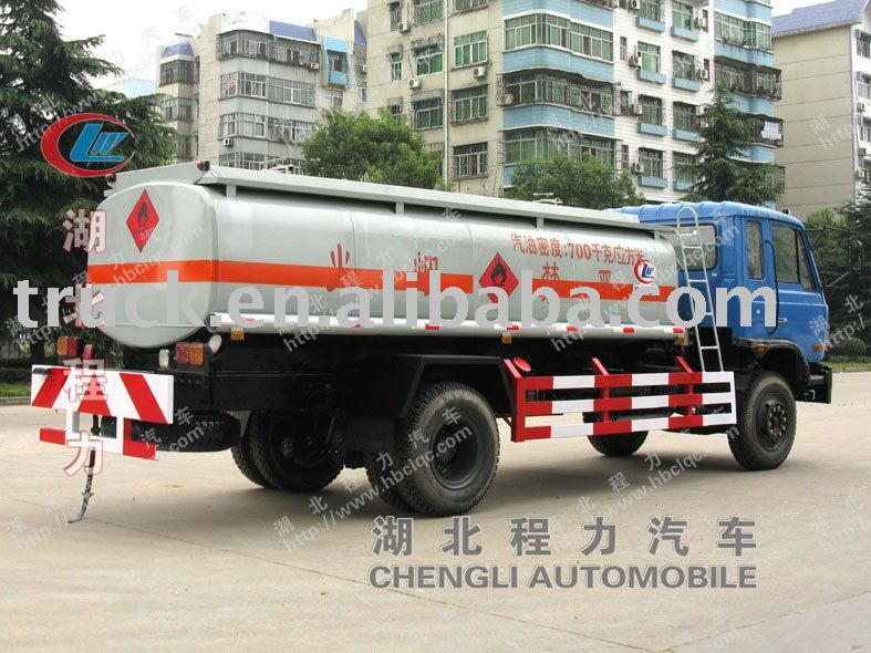12000 L 4*2 oil vehicle ,fuel truck ,used fuel truck