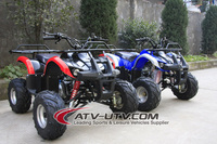 Christmas Gift 50cc quad bike/atv four wheel motorcycle/mini gas powered atv
