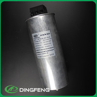 self-healing capacitor low voltage polypropylene film capacitor