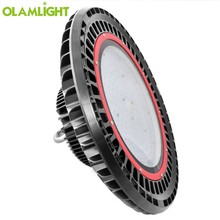 80W-200W UFO Led High Bay Light Fixture with Meanwell ELG DALI Driver