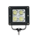 Brightest 12v 20w square 3inch cob off road trucks marine motorcycle tractor vehicles led work pod light for car accessories