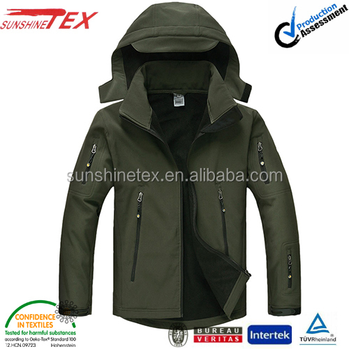 couple hoodie waterpoof jacket softshell