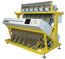 Newest high output barley ccd color sorter/barley processor,self-assembly and self-adjusting processing machinery