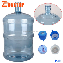 Factory directly sell 5gallon drums/20l plastic buckets/20liter water barrels