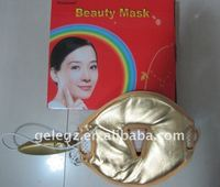 Electronic facial heating mask / Electric Cosmetic Facial Mask /skin Rejuvenation mask