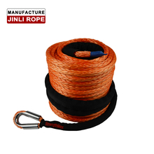 JL Auto accessories electric car synthetic uhmwpe winch part rope