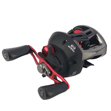 Reel Fishing Baitcasting Left-Right Hand 12+1BB 7.3:1 Fishing Reel Baitcasting