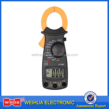 Digital Clamp Meter DT3266F with Buzzer
