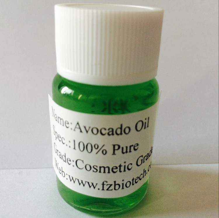 FZBIOTECH Bulk Avocado Oil Extraction, Low Price Pure Nature Avocado OIL