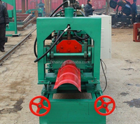 roof tile ridge cap roll making forming machine last design for Abraham with overseas services