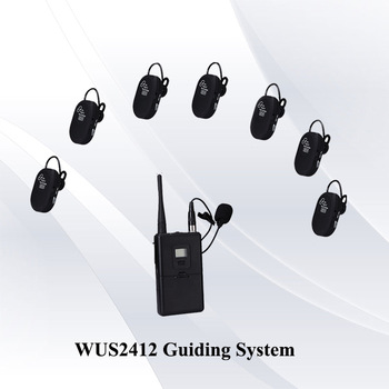 2.4G Digital tour guide system/wireless tour guide/Simultaneous Interpretation System Best Quality with Good Price