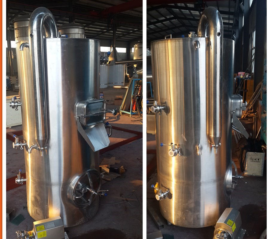 new design 300L 600L 800L 1000L brewery equipment,one vessel for brewhouse unit