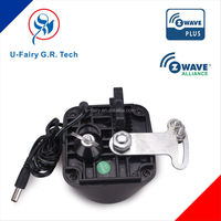 CE/FCC approved wireless open/close valve smart home valve gas/water pipeline valve