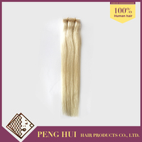 2016 6A new 100% remy human hair straight clip hair extensions,hair extension adhesive tape,micro tape and hair extension