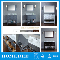 Homedee Modern Home Goods Washing Machine Cabinet For Bathroom