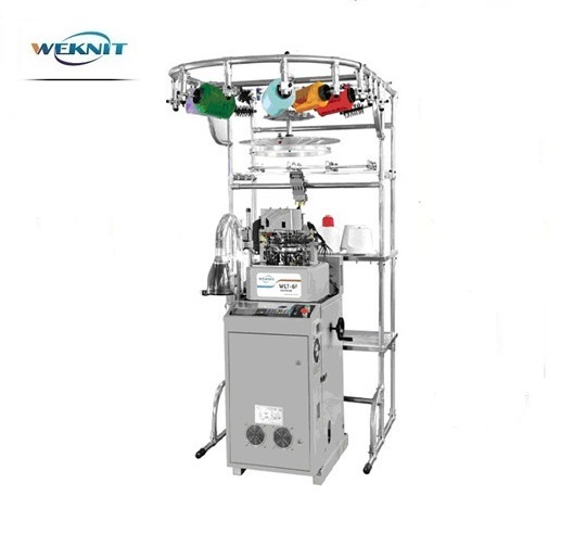 WLT-6F fully computerized sock machine plain SALE WELL