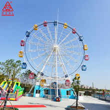 Luna park equipment children sky wheel for sale