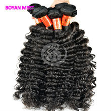 Indonesia Human Hair,Indonesia Deep Wave Remy Human Hair Extensions