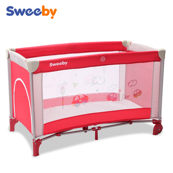 Easy Baby Carry Bed Travel Cot Portable Cribs