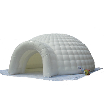 New design inflatable dome tent, inflatable igloo tent for outdoor event