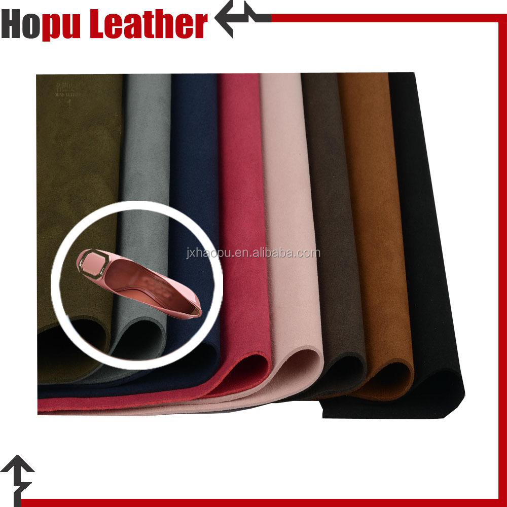pu fake rexin fabric raw materials leather in making bags and shoes