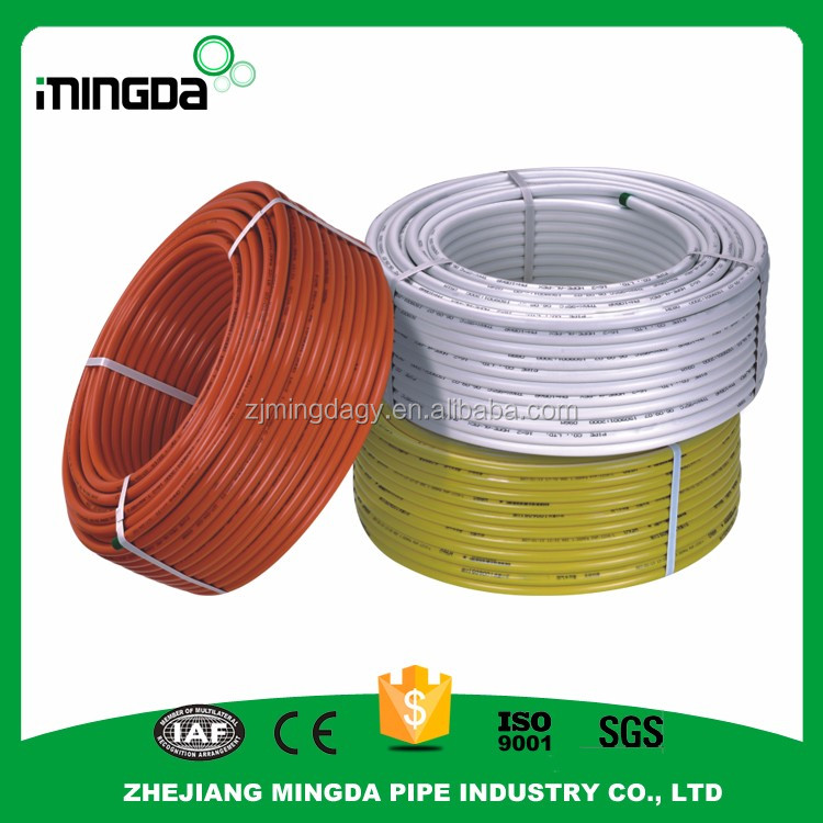 wholesale water inlet pipe push fit pex-al-pex multilayer pipe