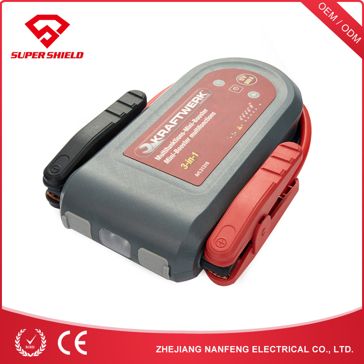NANFENG Very Cheap Products Car Multi-Function Jump Starter Power Bank 40500Mah
