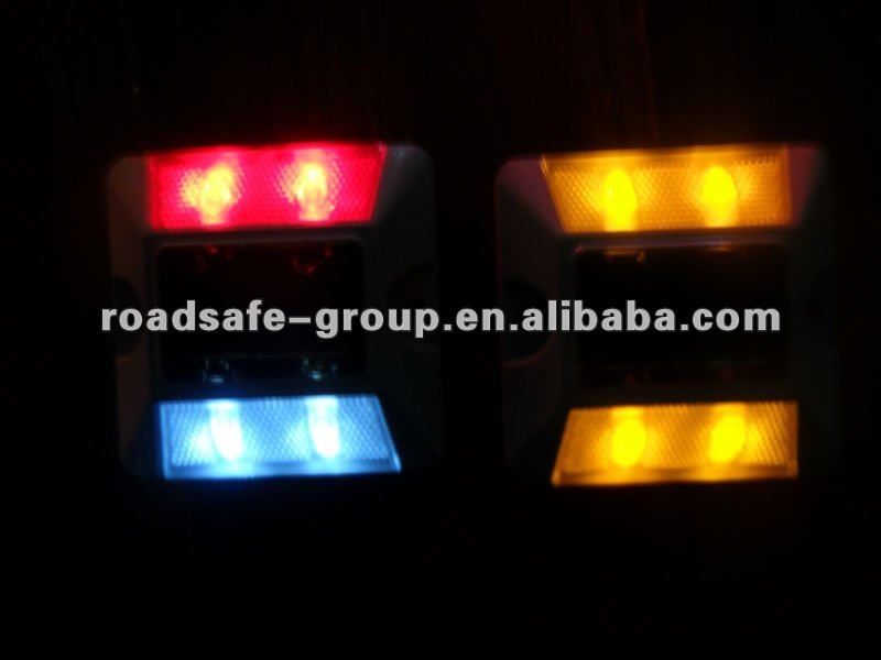 2015 Hot Sale Solar Aluminum LED Road Stud