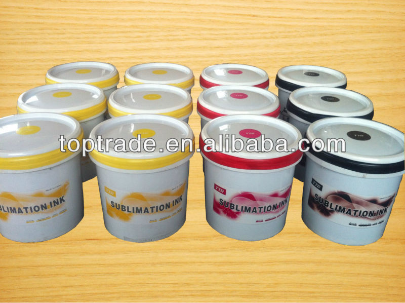 Zero profit sublimation gravure ink from China factory