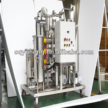 Used engine oil regeneration , oil filtration,oil recycling plant