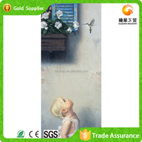 Zhejiang Manufacture Supply Fabric Painting Designs Dresses