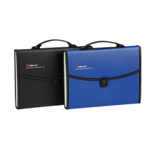 A4/FC expanding wallet file,file folders with plastic insets,high quality office statonery