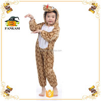 Carnival decorate animal costume snake costume for children