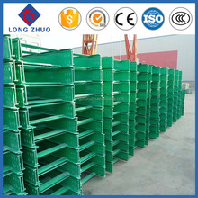 Epoxy resin composite cable collect ark & Fiberglass cable tray & FRP cable trough