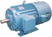YTSP Series VVVF Adjustable Speed Electric Motor For Metallurgical and Crane Use