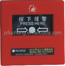 Addressable alarm Manual Call Point Push button