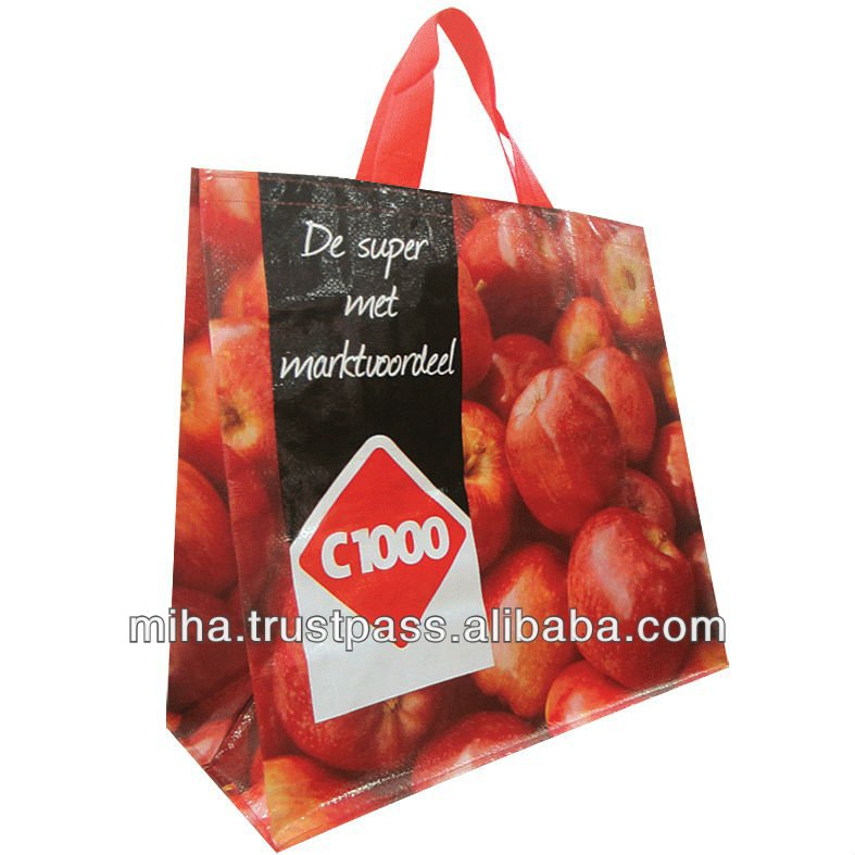 Eco friendly high quality foldable Shopping bags