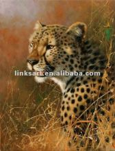 High Quality Wild Life Animal Portrait Oil Painting