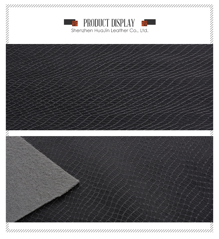 New Style Cheap Price Pvc Stationery Artificial Leather